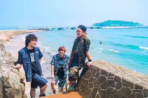 新アー写&「Step」ミュージックビデオ公開!