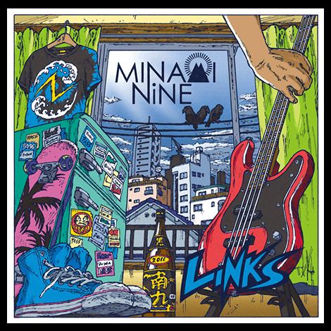 MINAMINiNE「LINKS」特設ページ